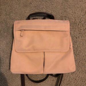 🔸2/$15🔸 Liz Claiborne tan backpack